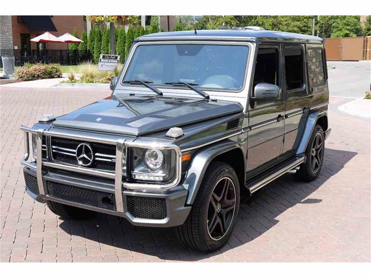 Large Picture of '16 Mercedes-Benz G-Class Offered by Arde Motorcars - M2N3