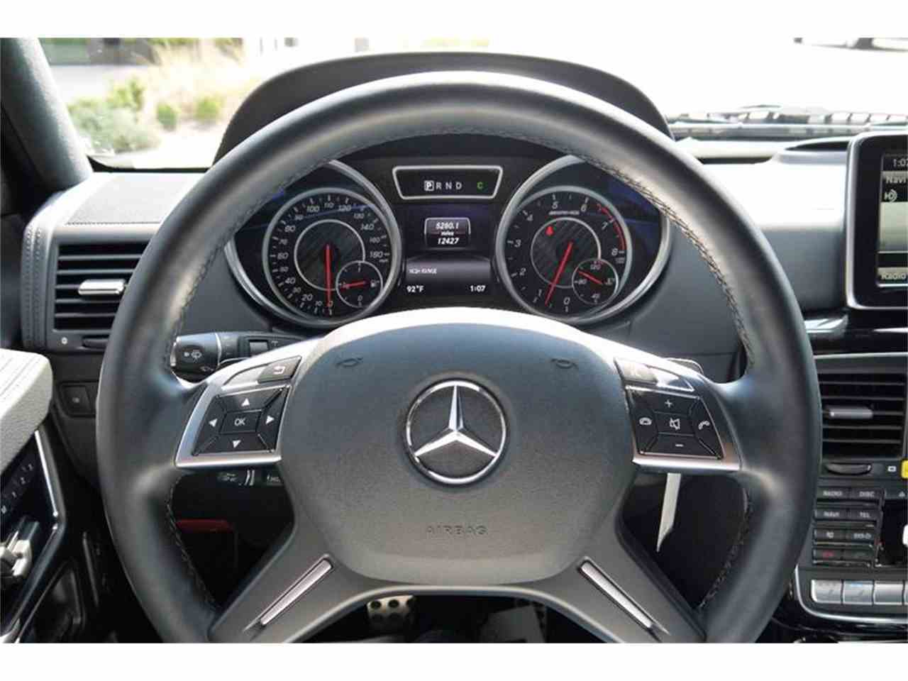 Large Picture of '16 Mercedes-Benz G-Class located in Brentwood Tennessee - M2N3