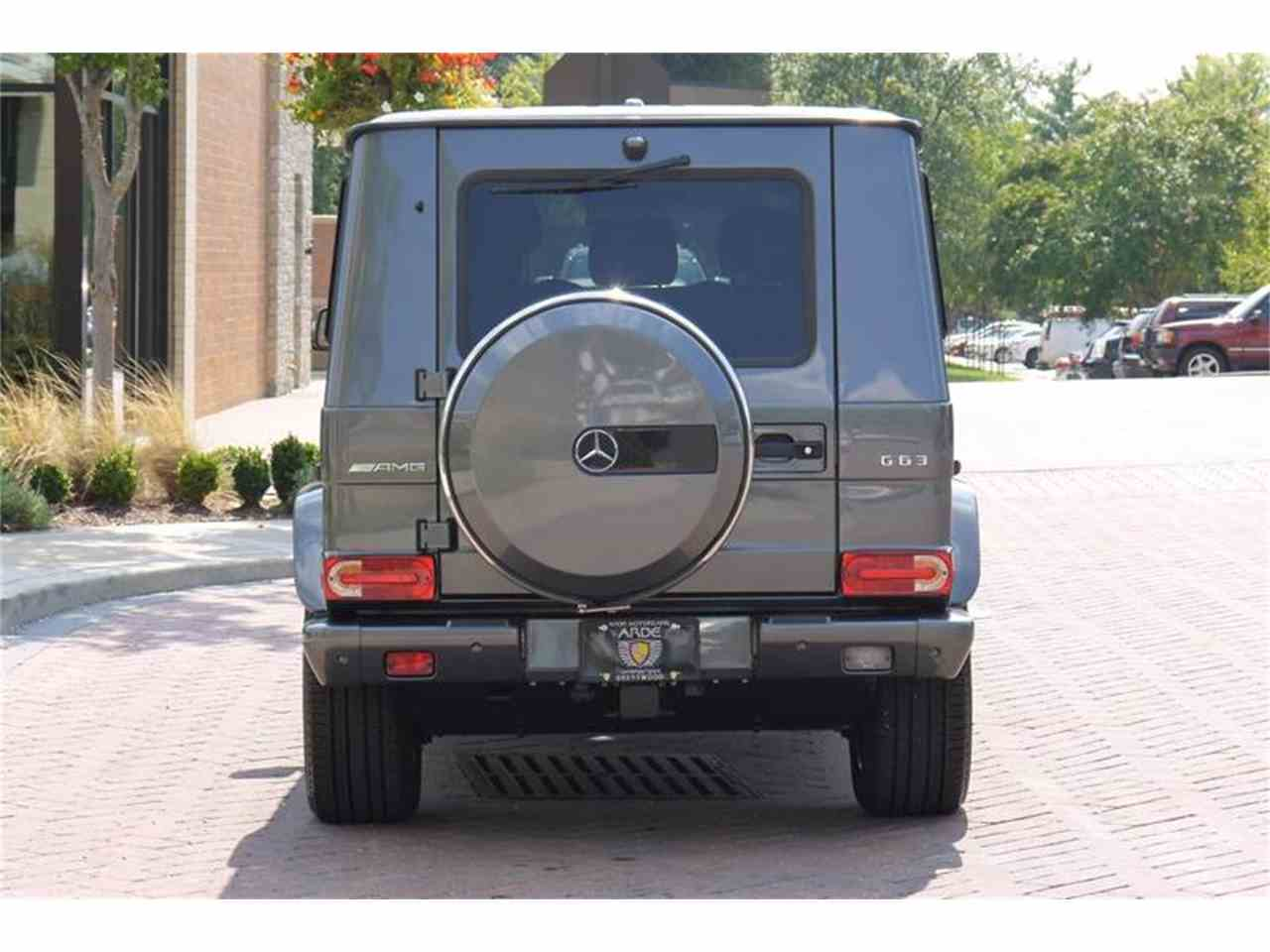 Large Picture of '16 G-Class located in Tennessee Offered by Arde Motorcars - M2N3
