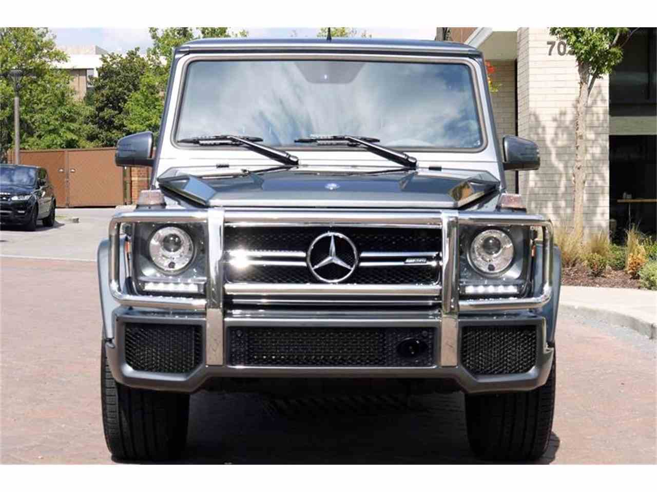 Large Picture of '16 Mercedes-Benz G-Class located in Tennessee - M2N3
