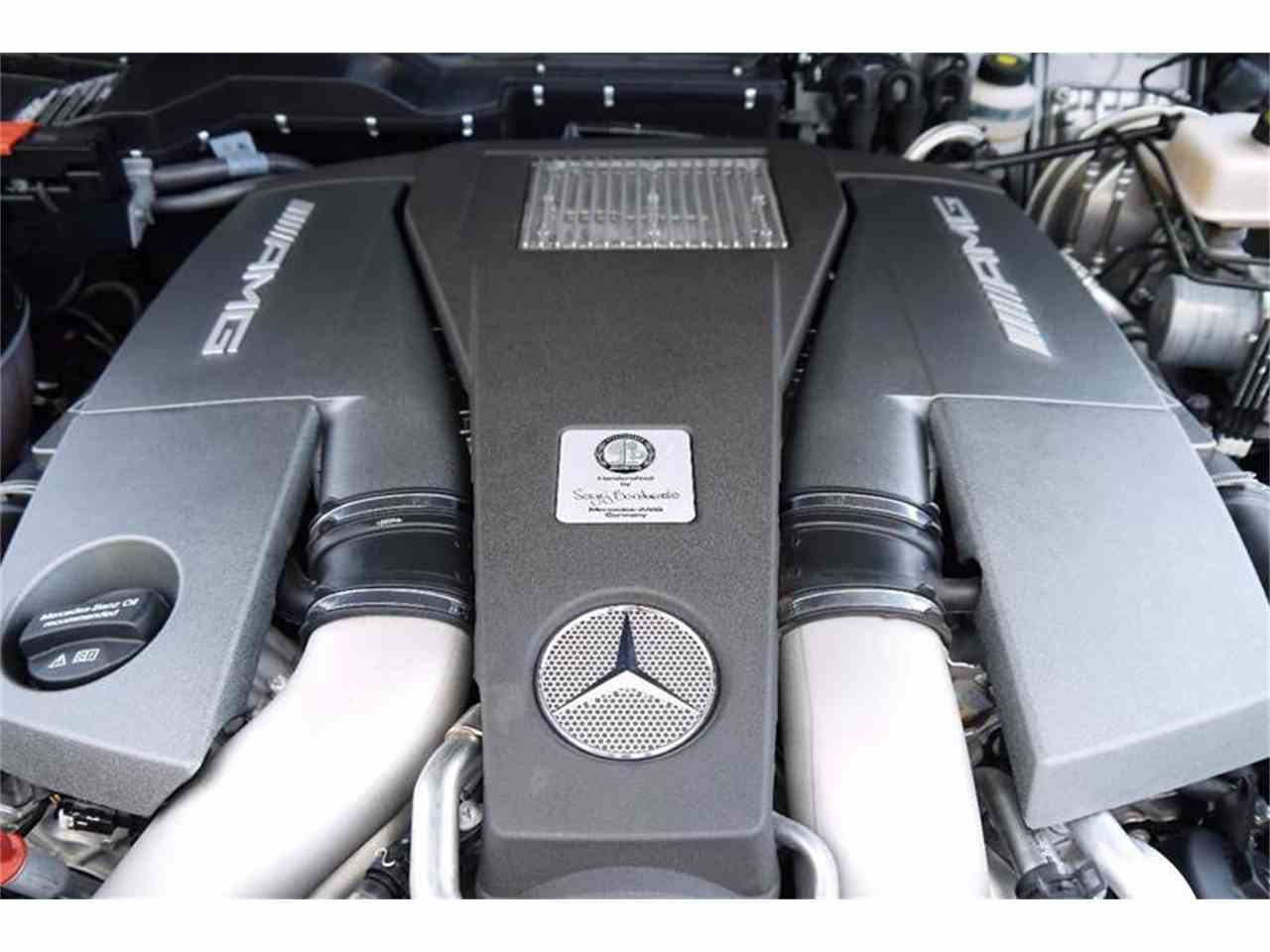 Large Picture of '16 Mercedes-Benz G-Class located in Brentwood Tennessee Auction Vehicle - M2N3