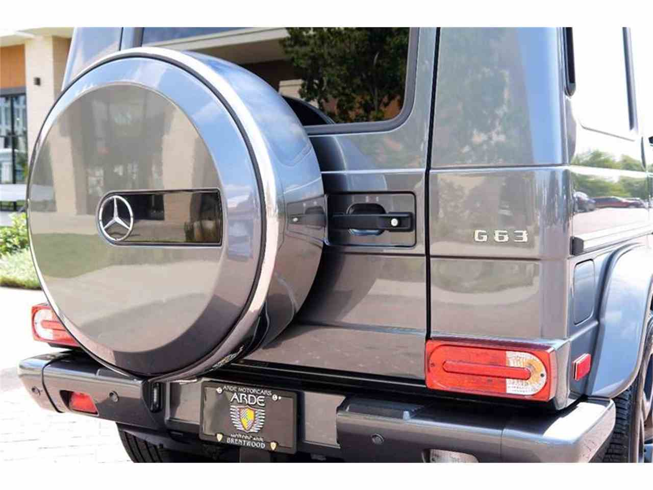 Large Picture of '16 G-Class Auction Vehicle Offered by Arde Motorcars - M2N3