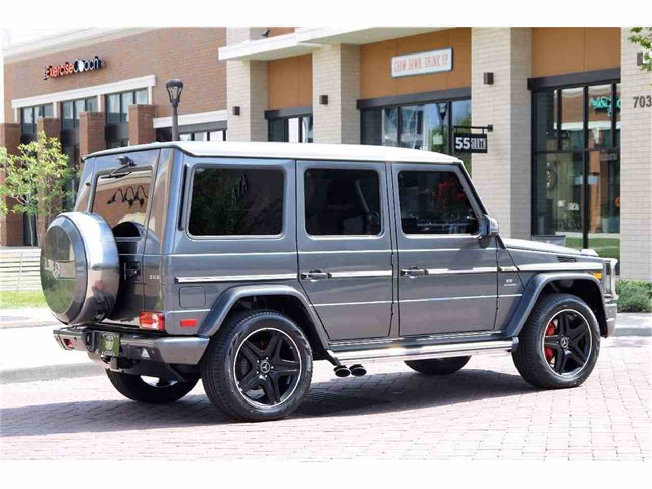 Large Picture of 2016 G-Class located in Brentwood Tennessee Auction Vehicle - M2N3