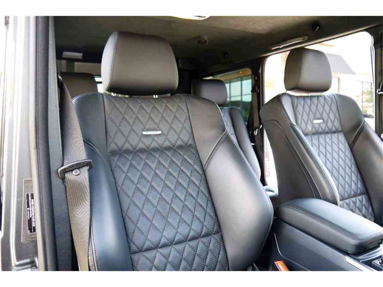 Large Picture of '16 Mercedes-Benz G-Class located in Tennessee Auction Vehicle - M2N3