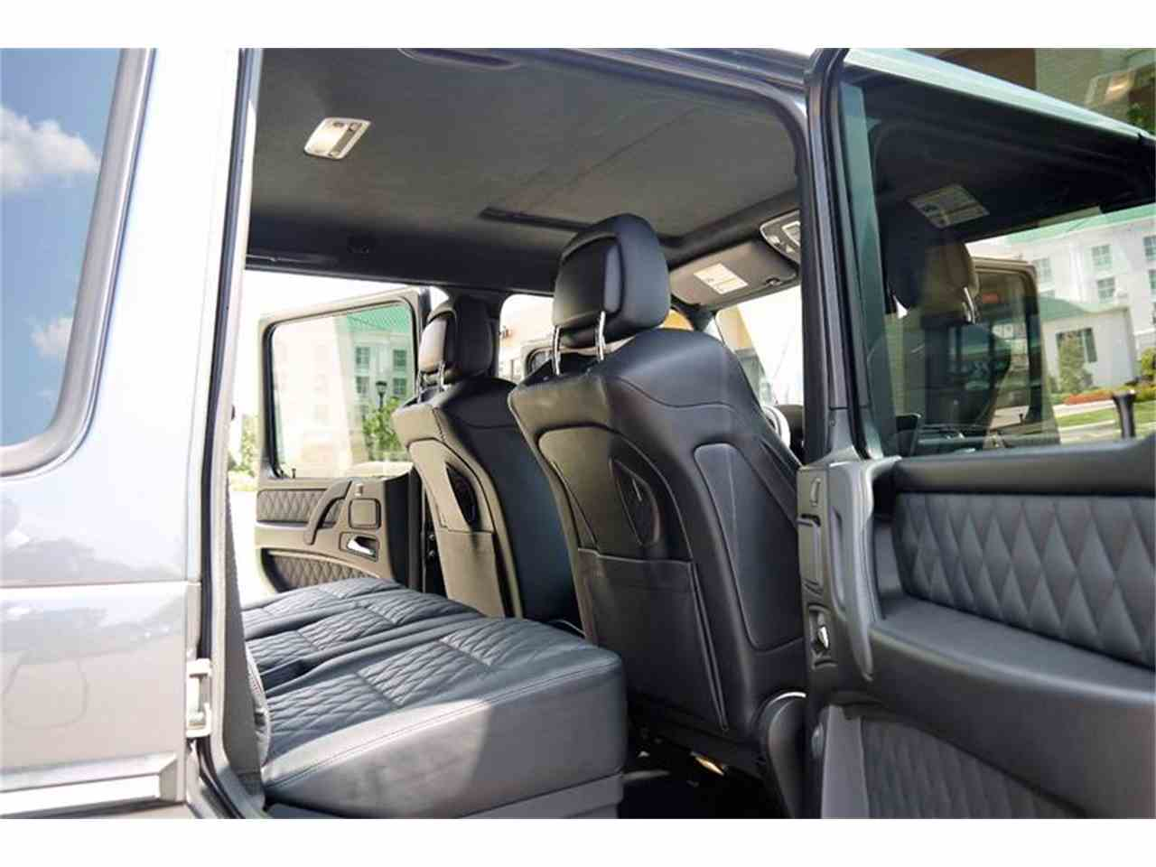 Large Picture of 2016 Mercedes-Benz G-Class located in Brentwood Tennessee - M2N3