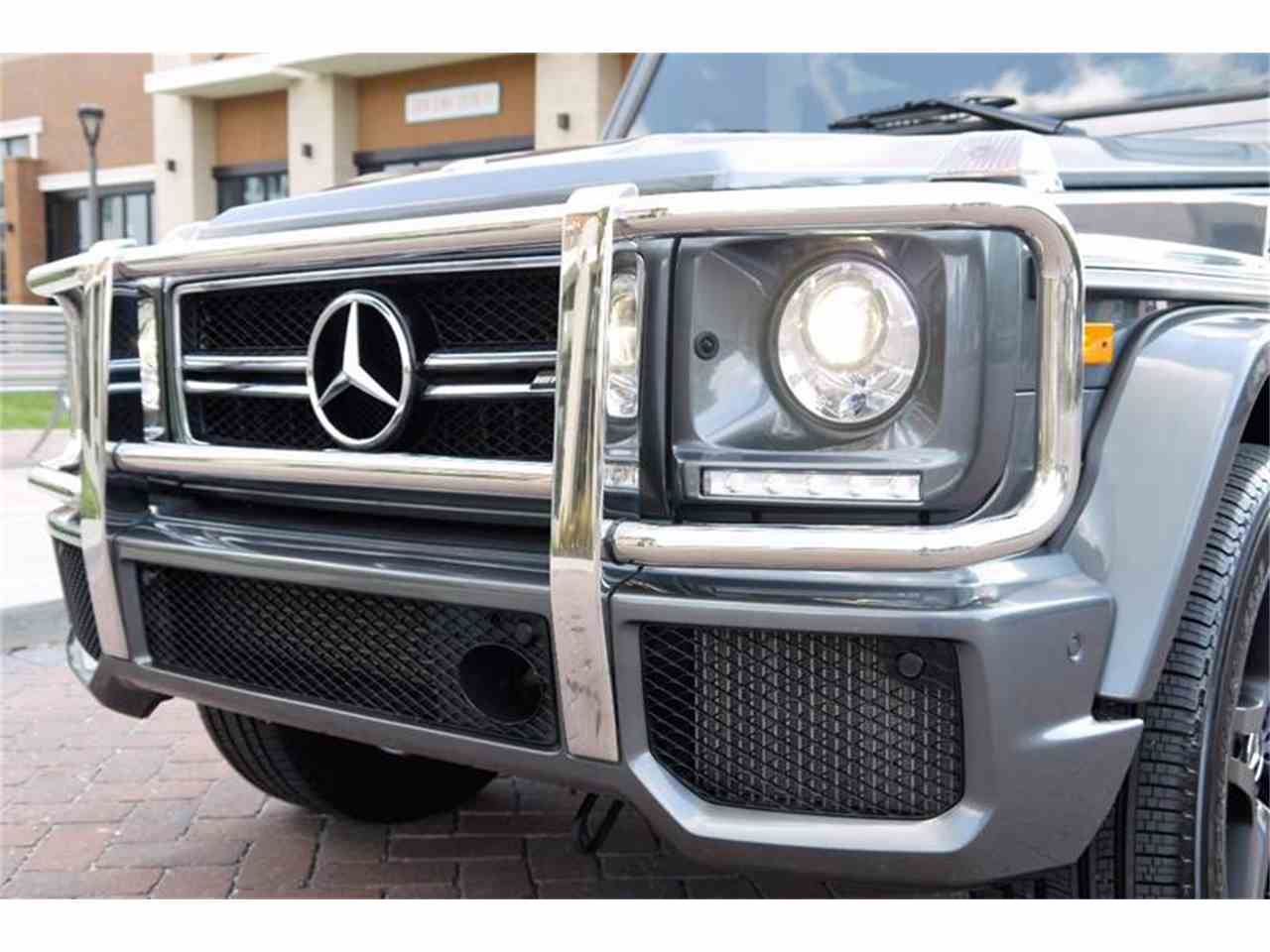 Large Picture of '16 G-Class located in Brentwood Tennessee Auction Vehicle - M2N3