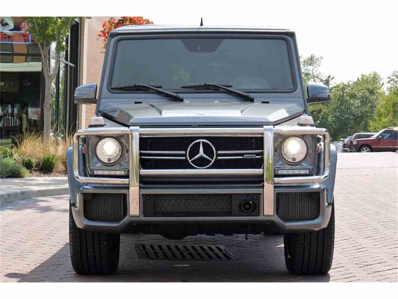 Large Picture of 2016 G-Class - M2N3