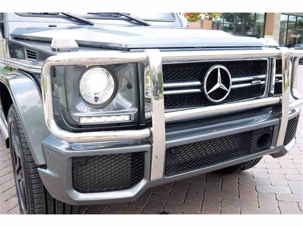 Large Picture of 2016 G-Class located in Tennessee Auction Vehicle Offered by Arde Motorcars - M2N3