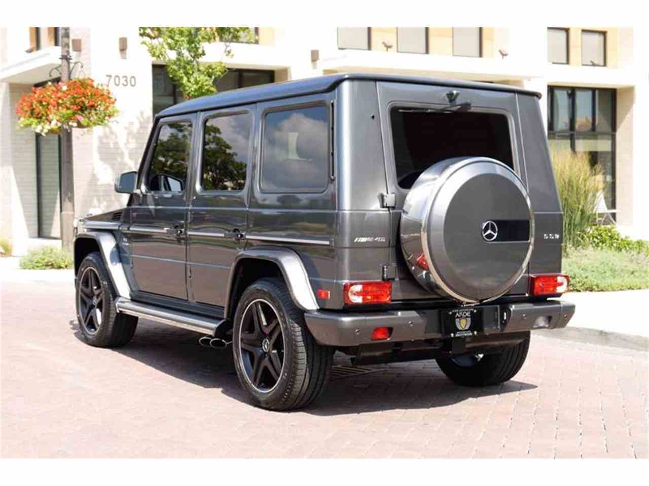 Large Picture of '16 Mercedes-Benz G-Class located in Brentwood Tennessee Offered by Arde Motorcars - M2N3