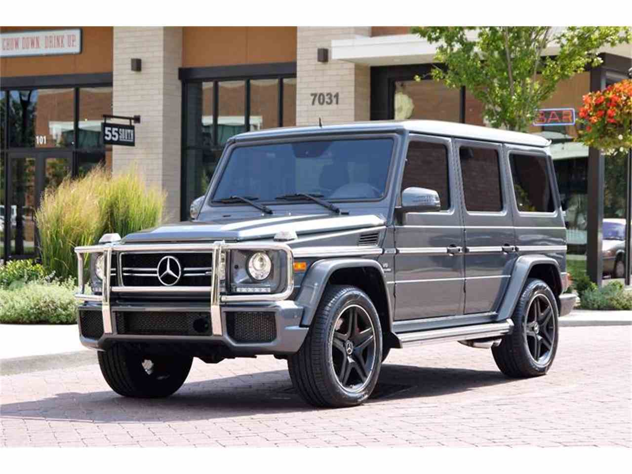 Large Picture of 2016 G-Class Offered by Arde Motorcars - M2N3