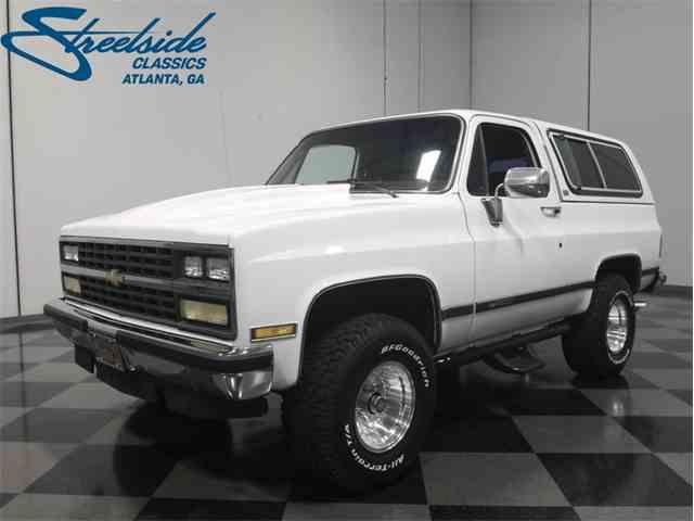 1989 Chevrolet Blazer K5 4X4 | 1029861