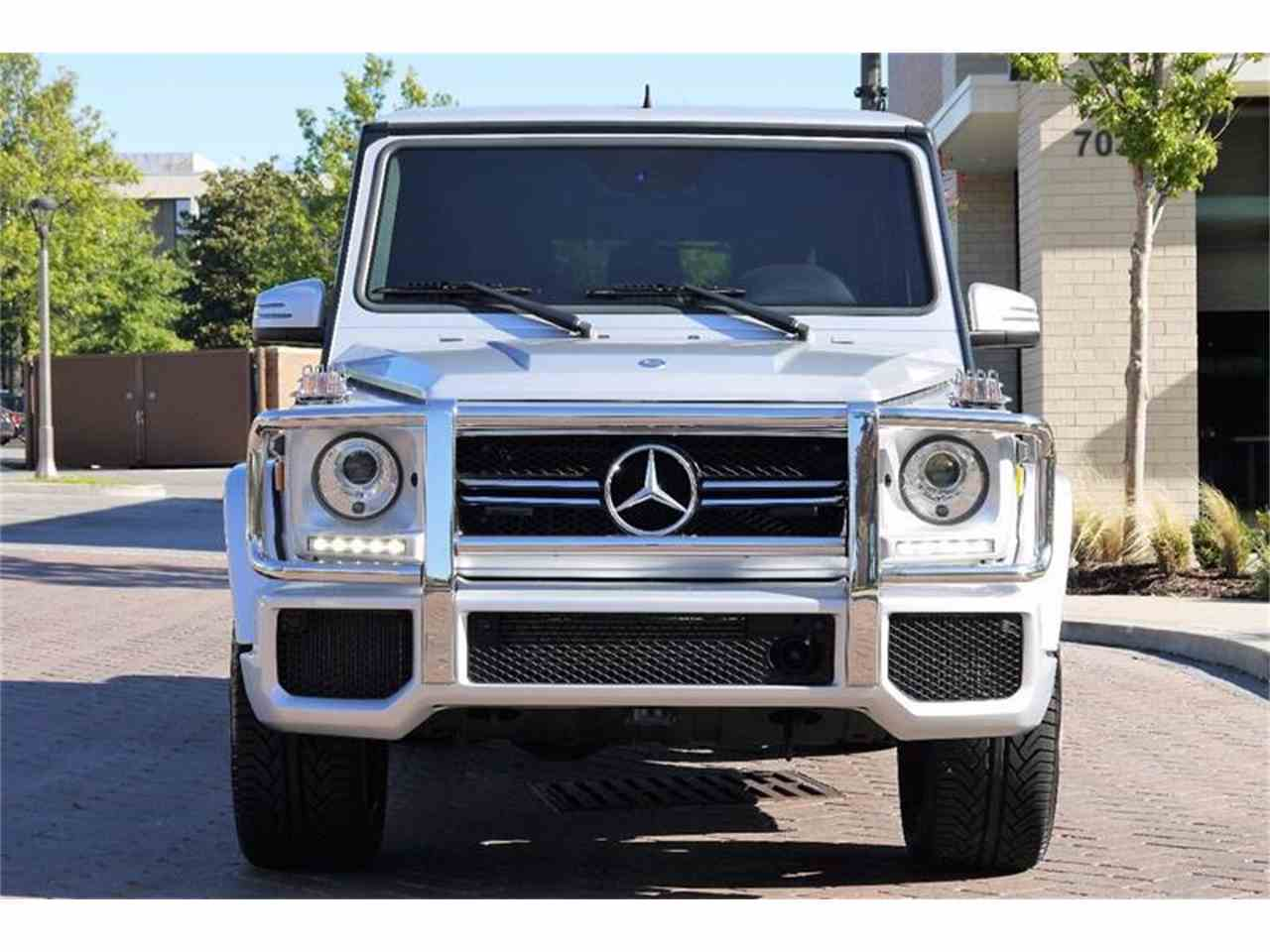 Large Picture of '13 Mercedes-Benz G-Class - M2NF