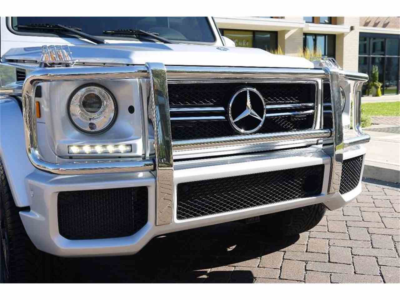 Large Picture of '13 Mercedes-Benz G-Class located in Tennessee Auction Vehicle - M2NF