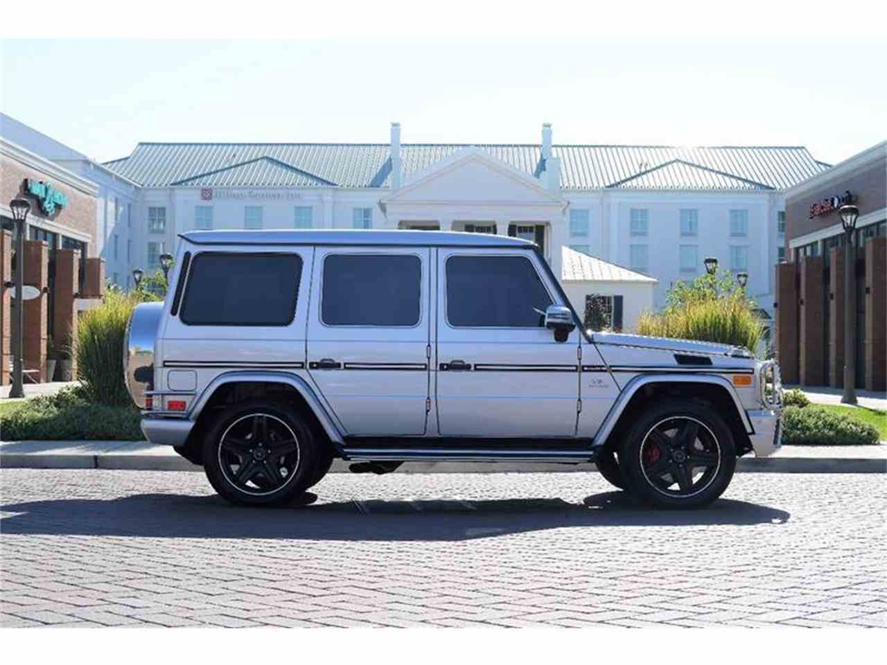 Large Picture of 2013 G-Class located in Brentwood Tennessee Auction Vehicle - M2NF