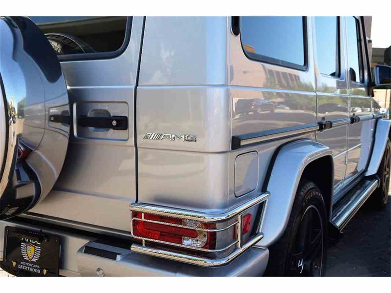 Large Picture of '13 Mercedes-Benz G-Class Auction Vehicle Offered by Arde Motorcars - M2NF