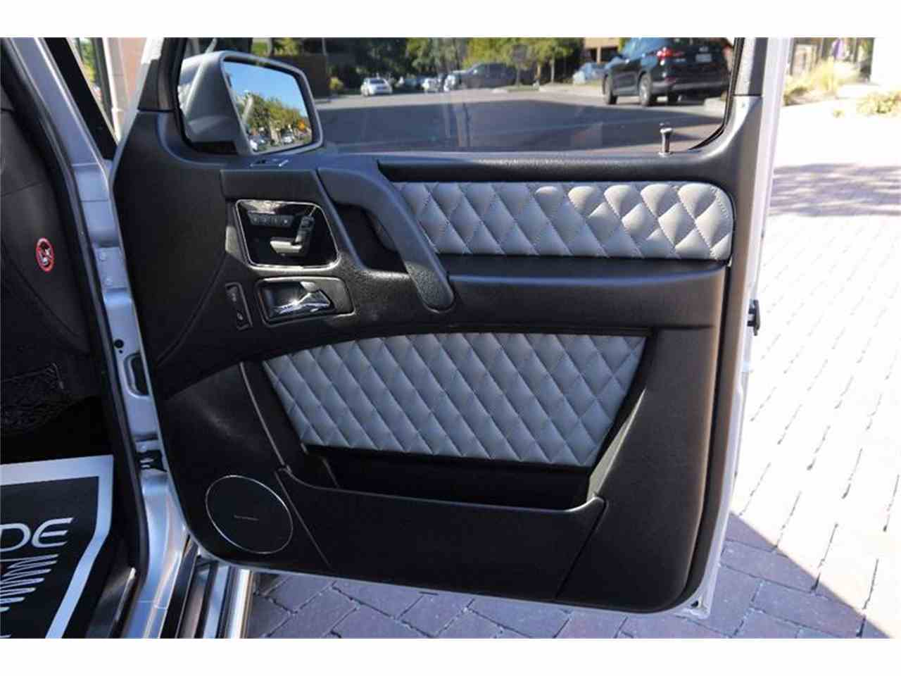 Large Picture of 2013 Mercedes-Benz G-Class Auction Vehicle - M2NF
