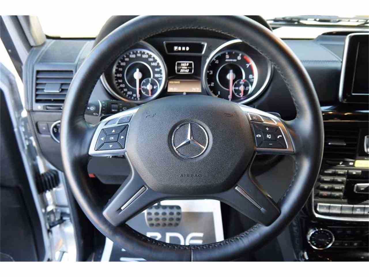 Large Picture of 2013 Mercedes-Benz G-Class located in Brentwood Tennessee Offered by Arde Motorcars - M2NF