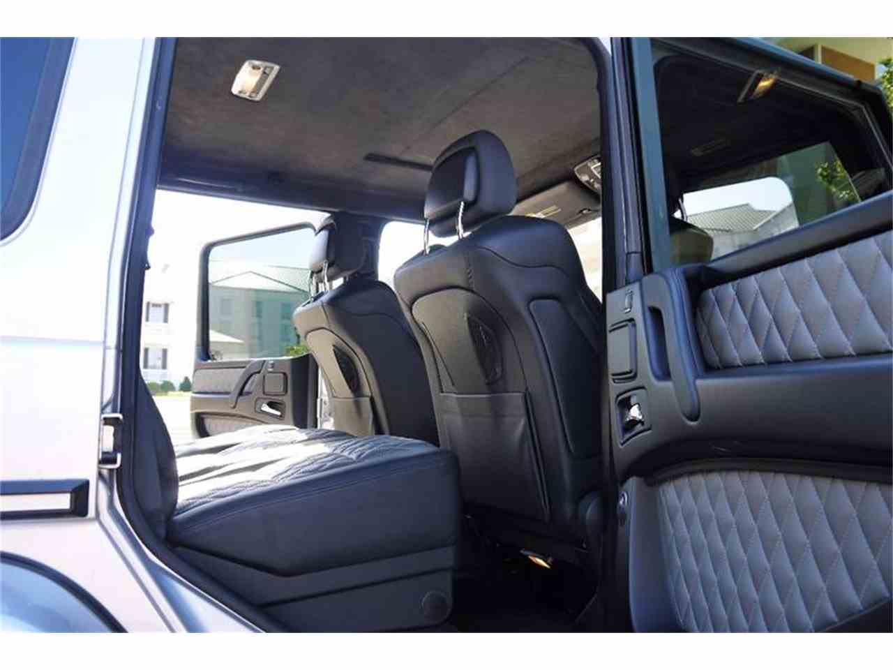 Large Picture of 2013 G-Class located in Brentwood Tennessee Offered by Arde Motorcars - M2NF