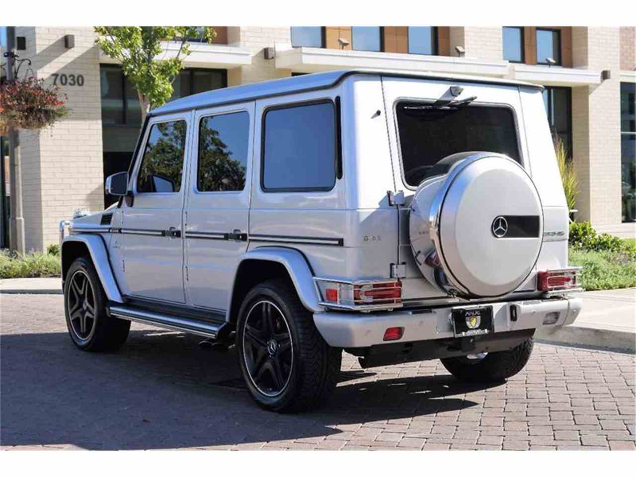 Large Picture of 2013 G-Class Auction Vehicle - M2NF