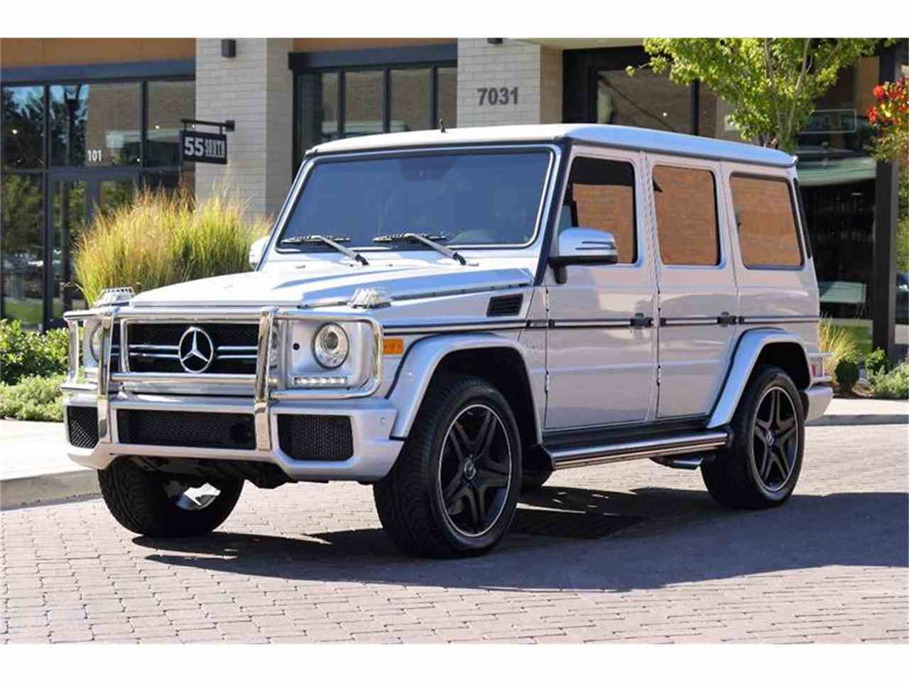 Large Picture of 2013 G-Class - M2NF