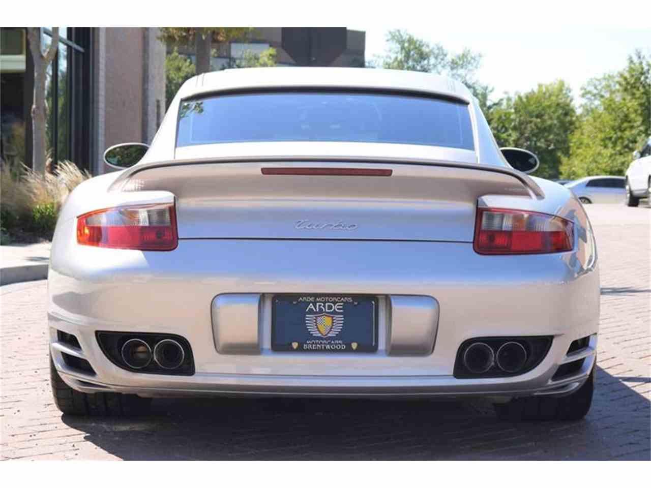 Large Picture of 2007 Porsche 911 - M2NR