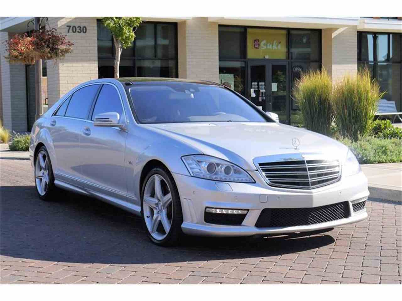 Large Picture of 2010 Mercedes-Benz S-Class Offered by Arde Motorcars - M2NU