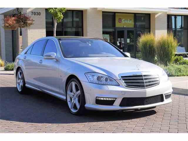2010 Mercedes-Benz S-Class | 1029882
