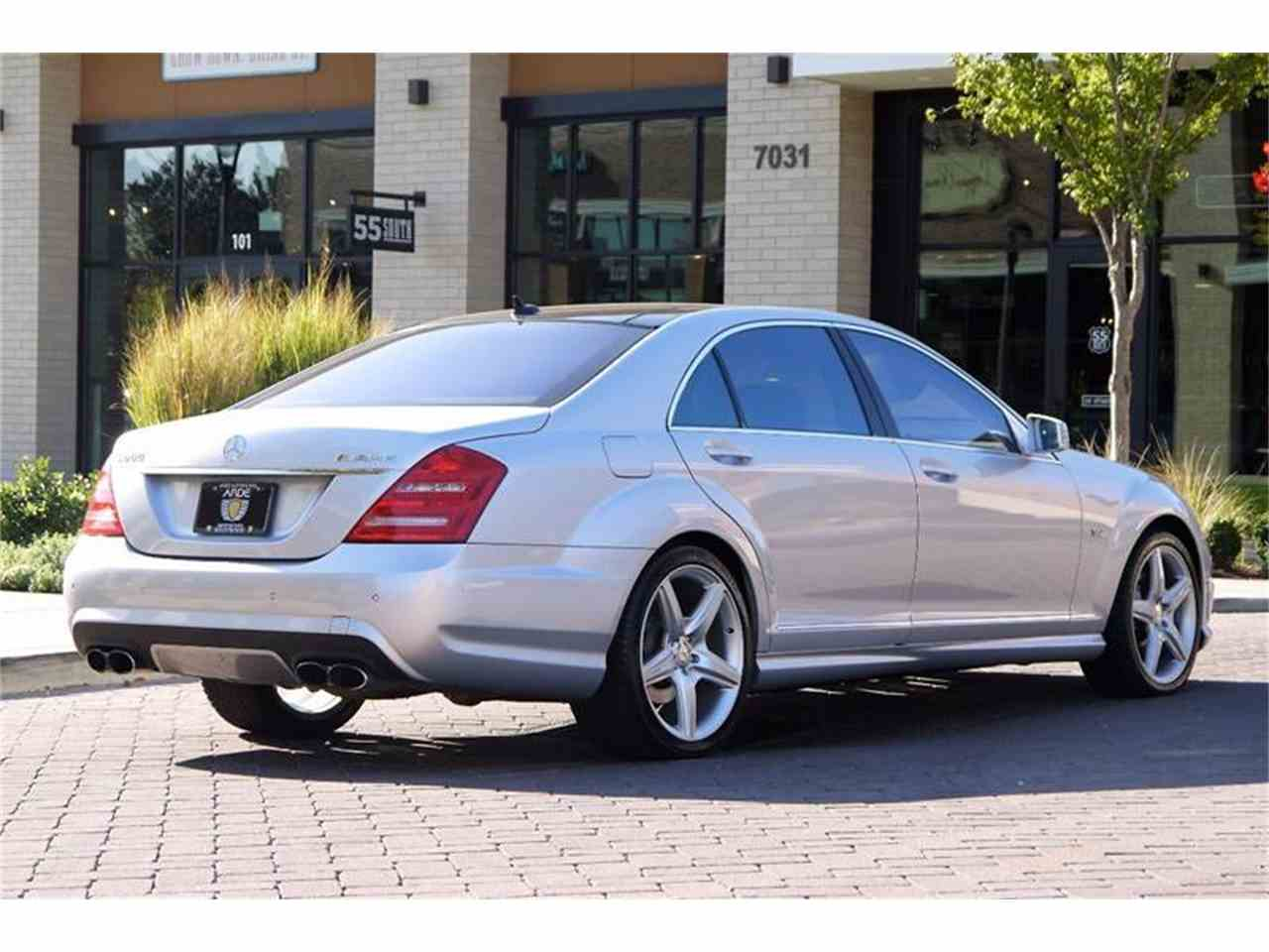 Large Picture of 2010 S-Class located in Brentwood Tennessee Auction Vehicle Offered by Arde Motorcars - M2NU