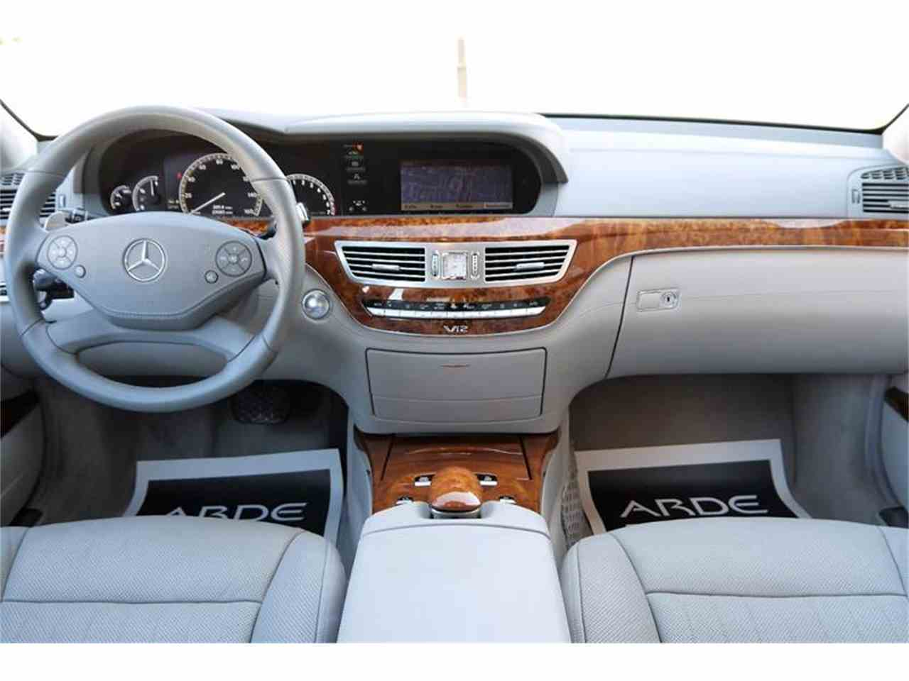 Large Picture of 2010 Mercedes-Benz S-Class located in Brentwood Tennessee Auction Vehicle Offered by Arde Motorcars - M2NU