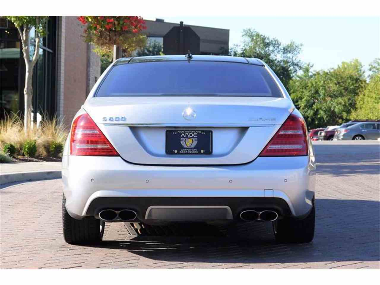 Large Picture of '10 S-Class located in Tennessee Auction Vehicle Offered by Arde Motorcars - M2NU