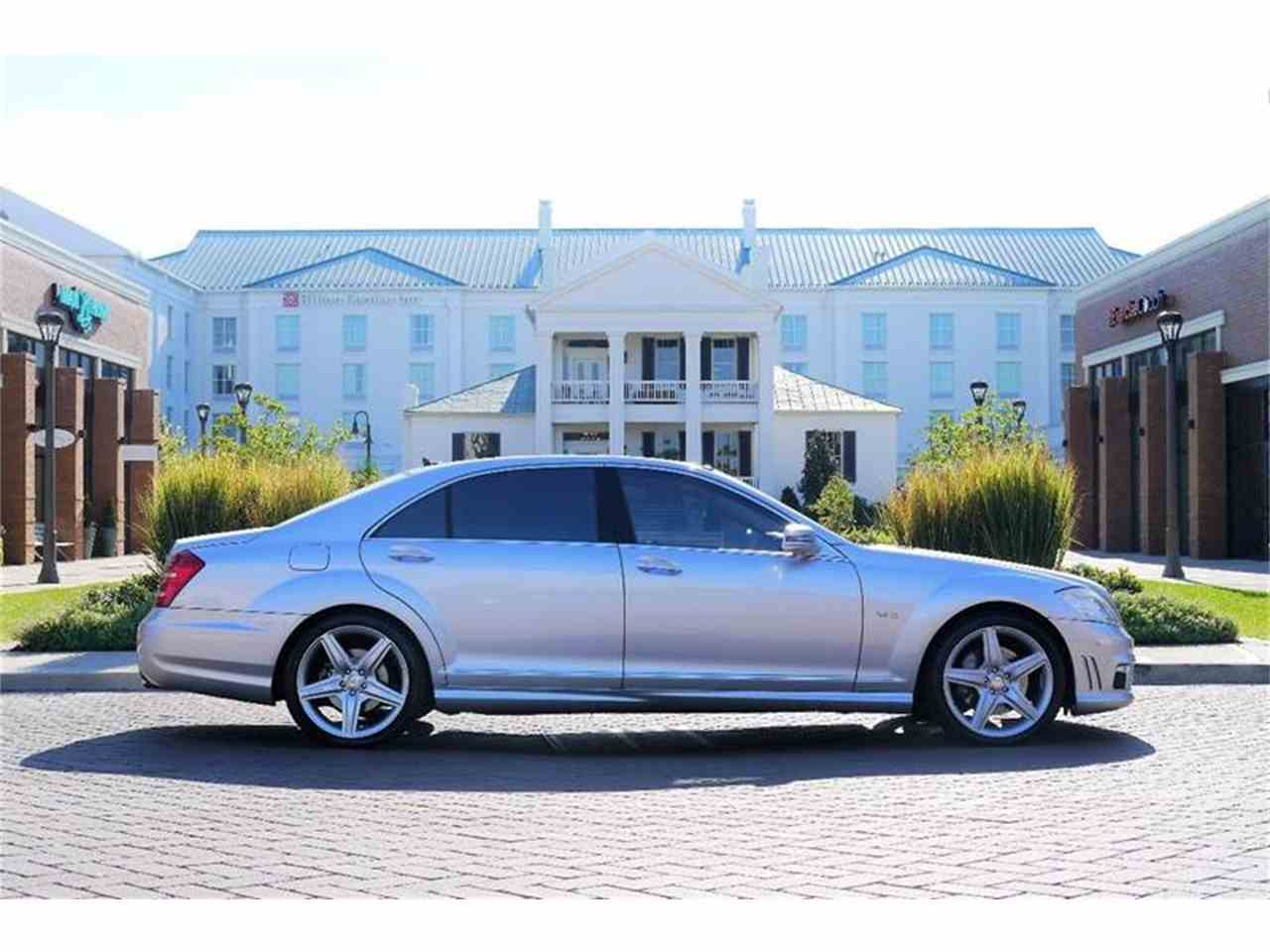 Large Picture of 2010 Mercedes-Benz S-Class located in Brentwood Tennessee Auction Vehicle - M2NU