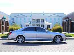 Picture of 2010 S-Class Auction Vehicle - M2NU