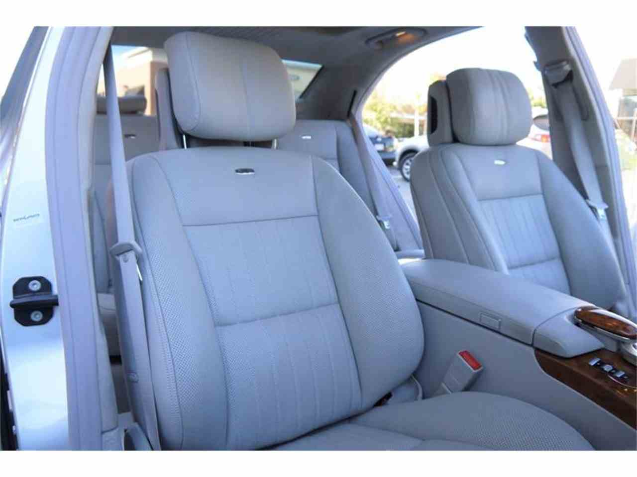 Large Picture of 2010 Mercedes-Benz S-Class Auction Vehicle - M2NU