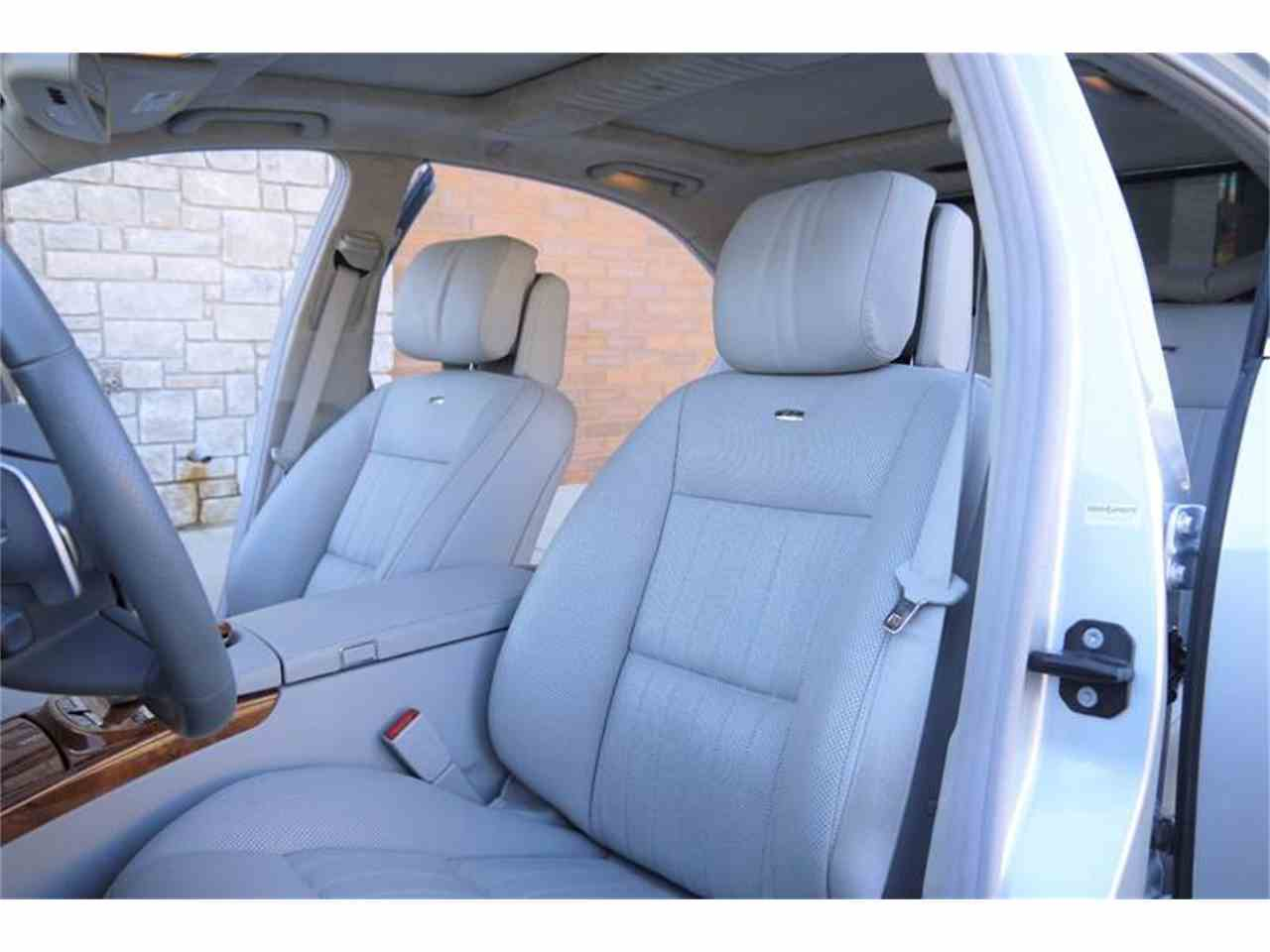 Large Picture of '10 Mercedes-Benz S-Class located in Brentwood Tennessee - M2NU