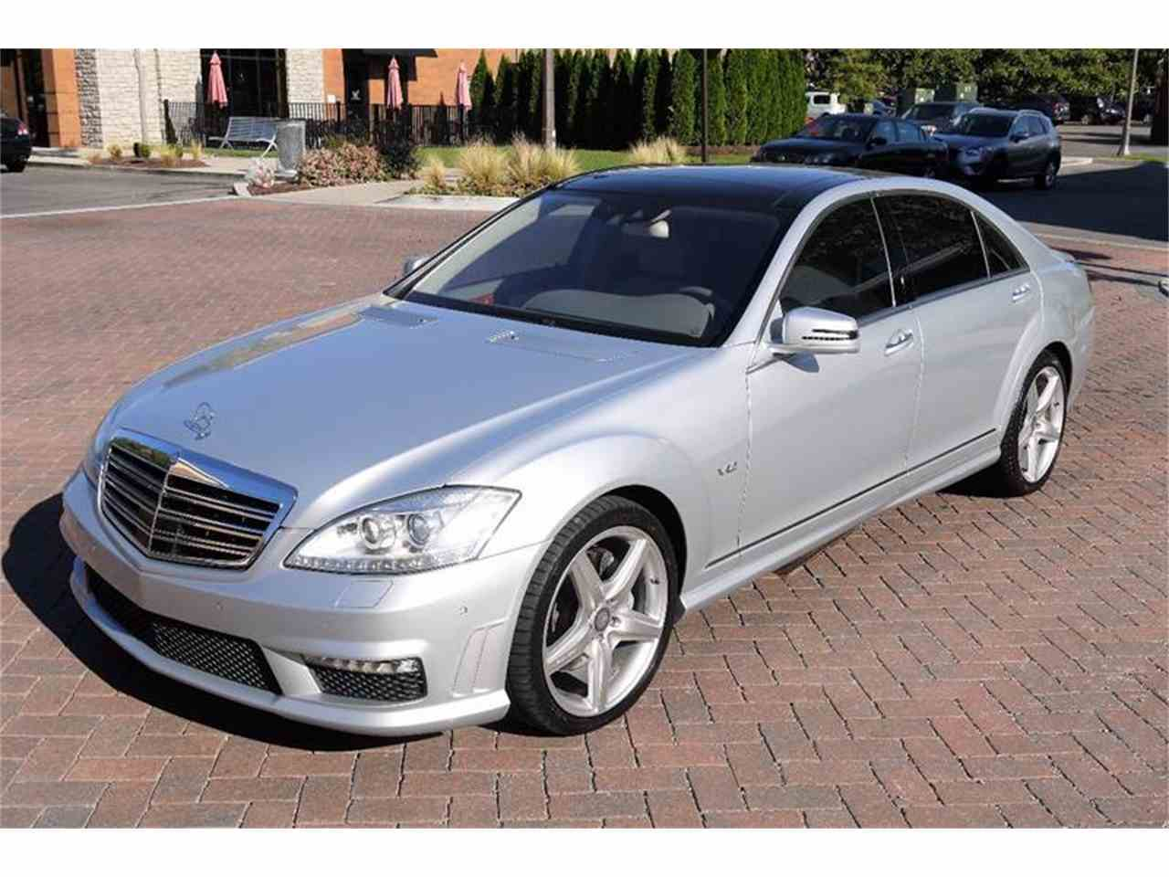 Large Picture of '10 Mercedes-Benz S-Class - M2NU