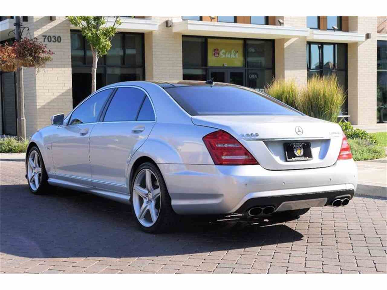 Large Picture of 2010 Mercedes-Benz S-Class located in Tennessee Auction Vehicle - M2NU