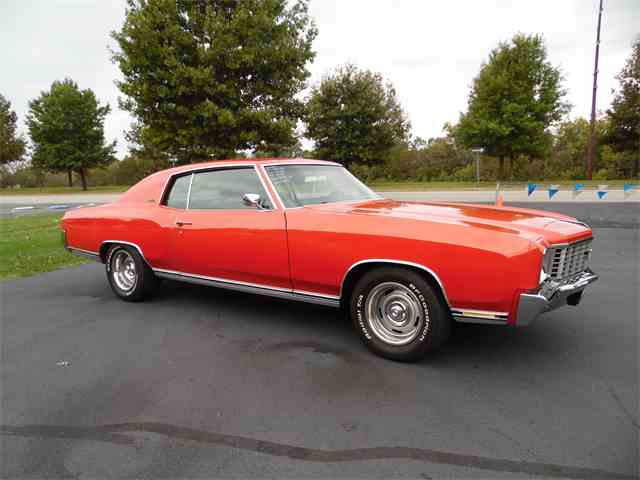1972 Chevrolet Monte Carlo | 1029886