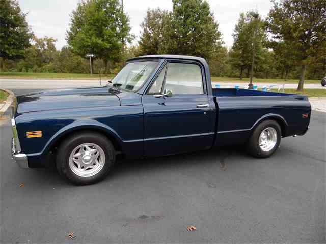 1972 Chevrolet C/K 10 | 1029887