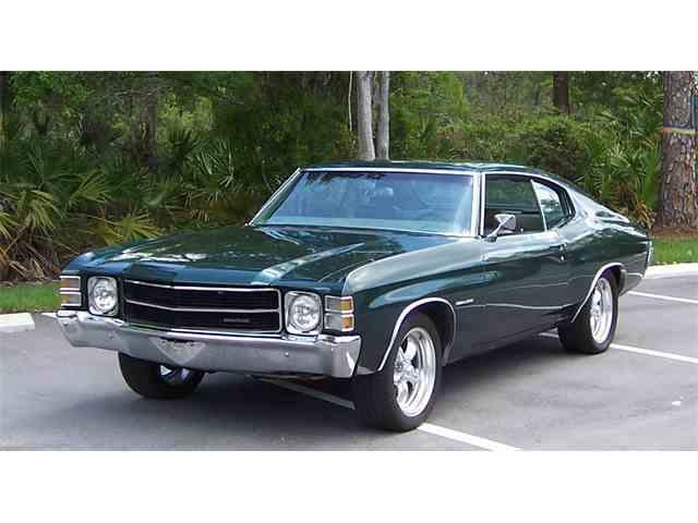 1971 Chevrolet Chevelle Malibu | 1029896
