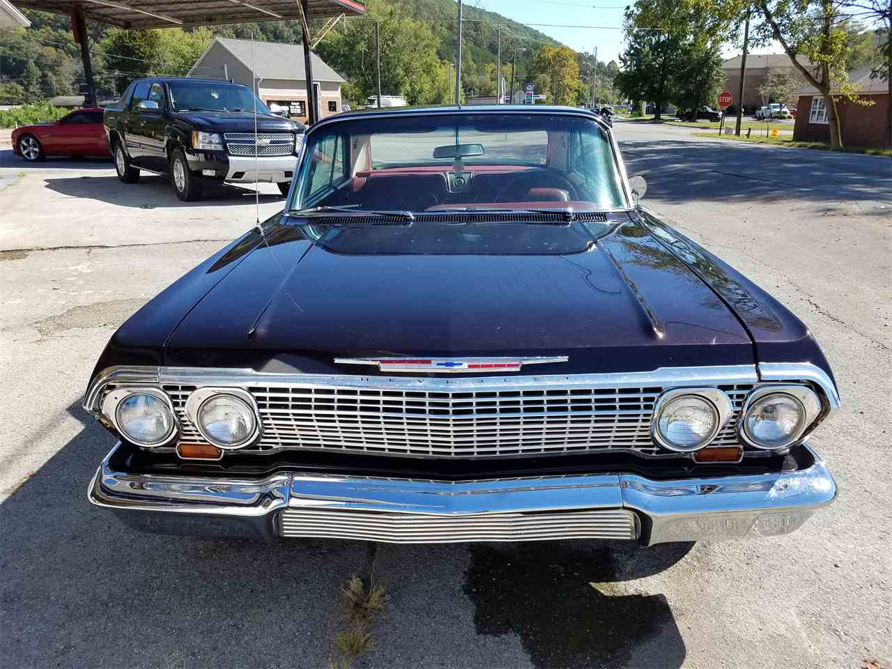 Large Picture of Classic '63 Chevrolet Impala SS - M2OB