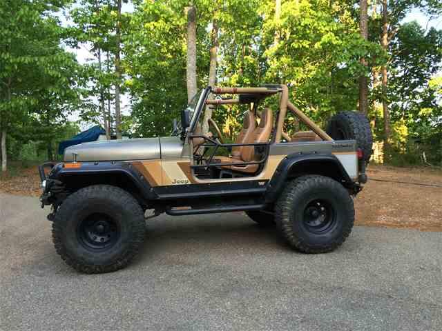 1989 Jeep Wrangler | 1029904