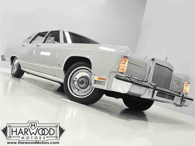 1978 Lincoln Town Car | 1029905