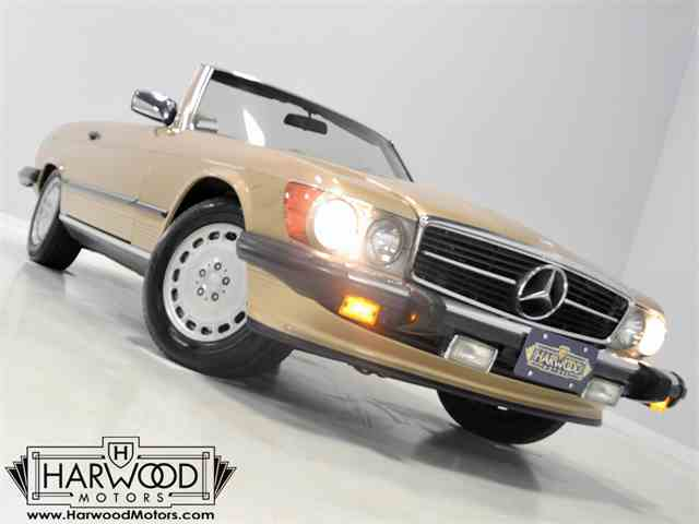 1986 Mercedes-Benz 560SL | 1029906