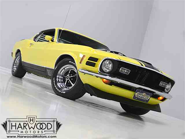 Picture of '70 Mustang Mach 1 - M2OK