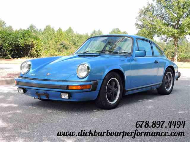 1977 Porsche 911S | 1029910