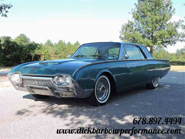1961 Ford Thunderbird | 1029912
