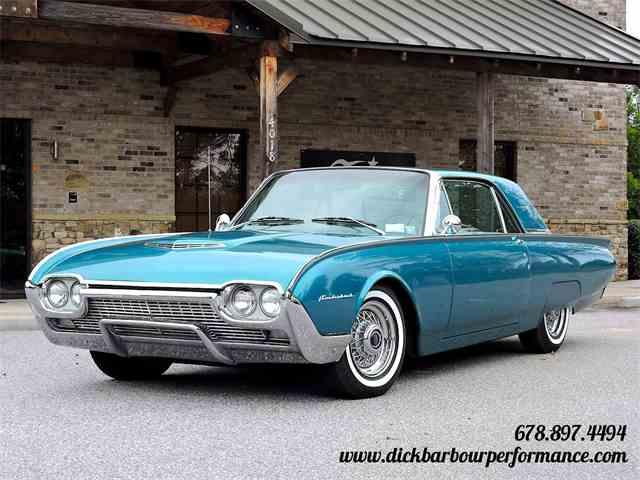 1961 Ford Thunderbird | 1029912