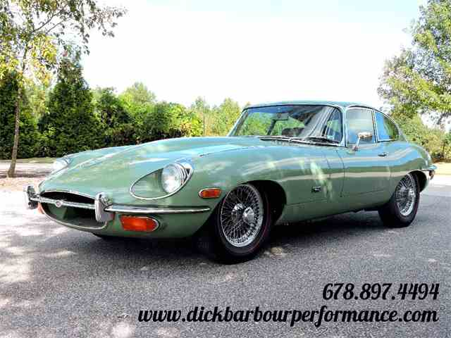 1971 Jaguar E-Type | 1029915
