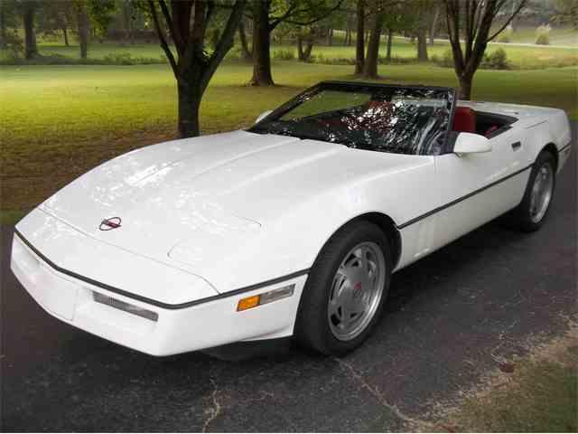 1986 Chevrolet Corvette | 1029921