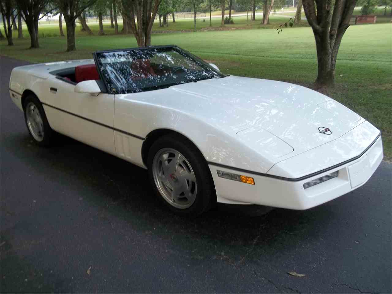 Large Picture of '86 Corvette Offered by a Private Seller - M2OX